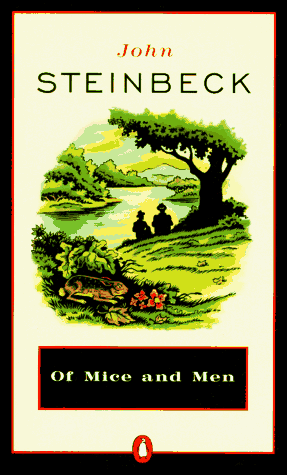 civilization and savagery in the characters of the book of mice and men by john steinbeck Of mice and men word count: 802  this is so true when it comes to the two characters known as lenny and george   in the beginning of the book lenny .