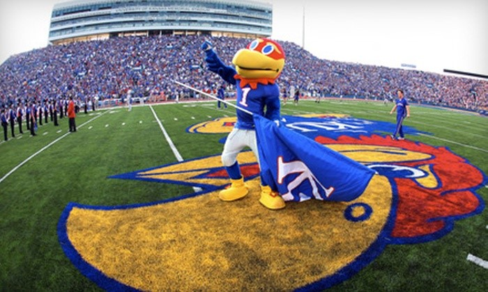 Kansas University - KU Jayhawks
