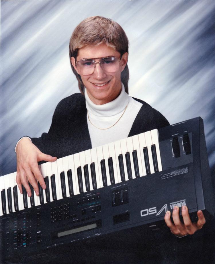 keyboard yearbook