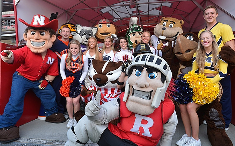 Mad With Mascots: The Strangest College Mascots in The US