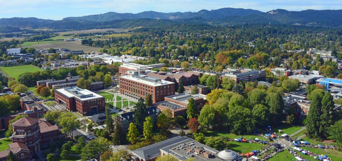 Oregon State Campus