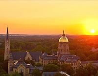 A Notre Dame Legend