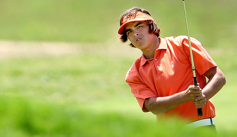 rickie fowler college