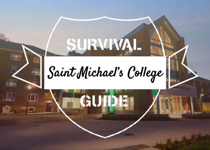 Saint Michael's College - Survival Guide