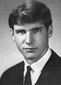 Star Wars Cast Colleges: Harrison Ford - Ripon College