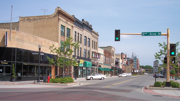 Top Cities for Young Adults - Fargo, North Dakota