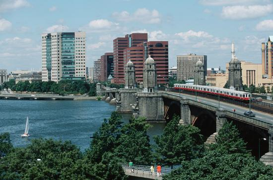 Top Recent Grad Cities - Cambridge, Massachusetts