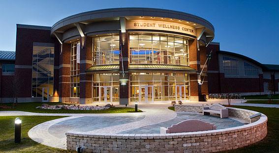 university of north dakota rec center
