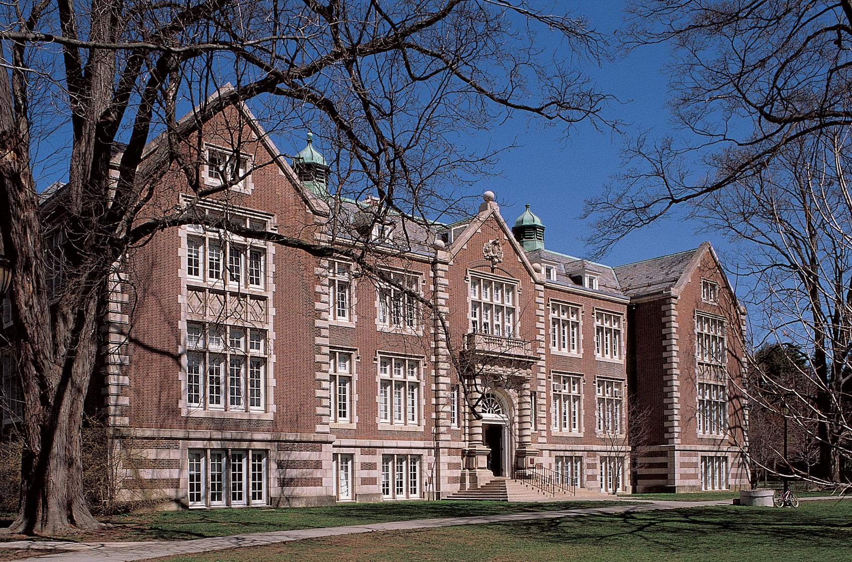 vassar campus