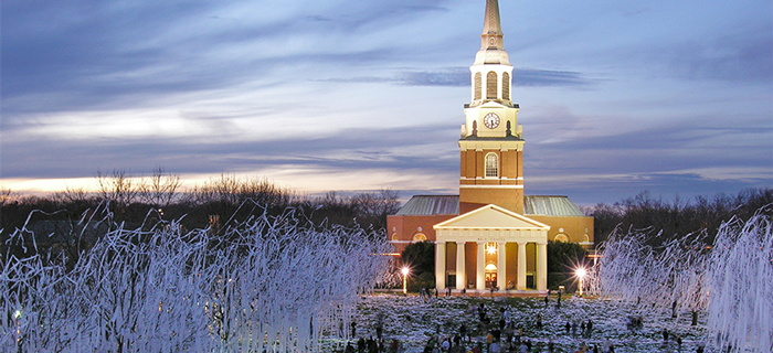 Wake Forest University Campus