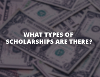 What Types of Scholarships are there for High School Students?