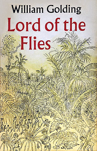 Best Books for Highschoolers: William Golding's Lord of the Flies