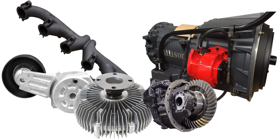 Benefits of Purchasing Used Truck Parts