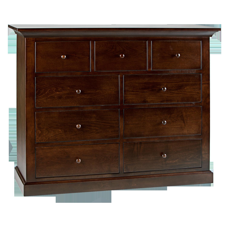 Cambridge 9 Drawer Dresser