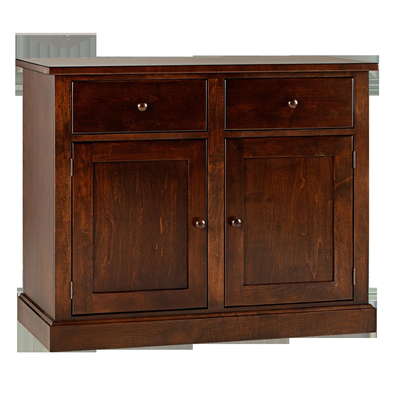 Us Furniture Inc: Heritage 2 Door Buffet