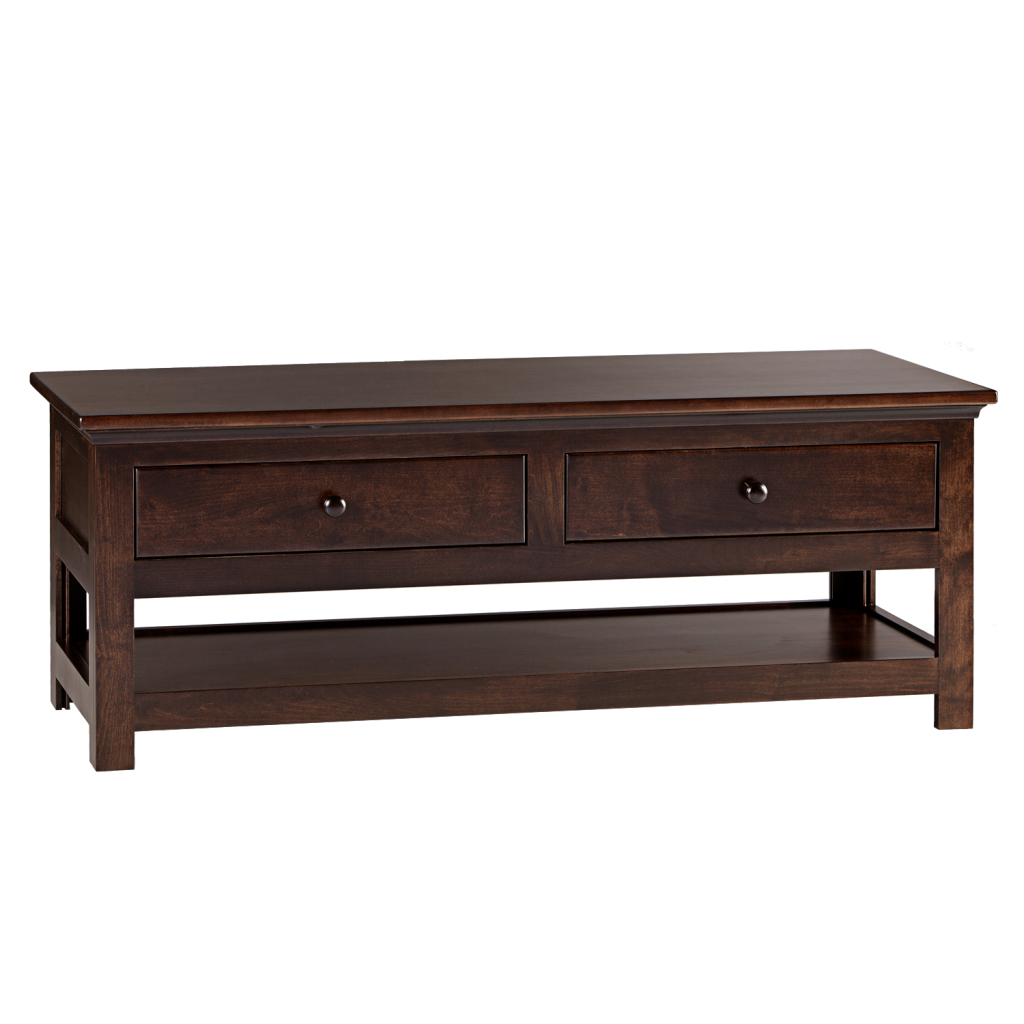 Us Furniture Inc: Shaker Rectangle Coffee Table