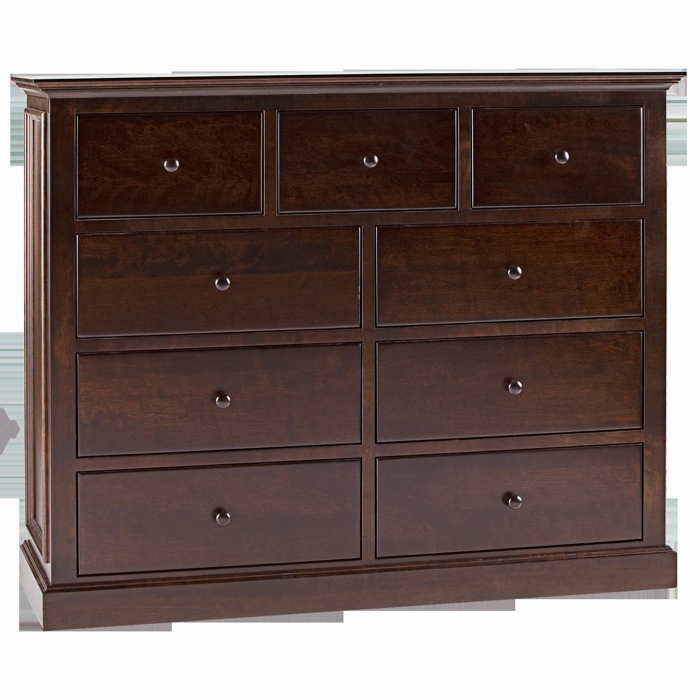 Tuscany Bedroom Furniture: Tuscany 9 Drawer Dresser