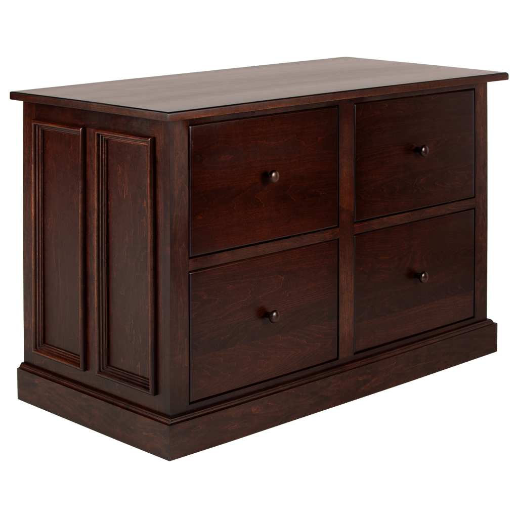 Us Furniture Inc: Tuscany 4 Drawer Lateral File Cabinet