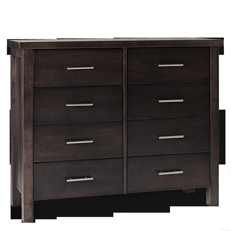 Us Furniture Inc: Manhattan 8 Drawer Dresser