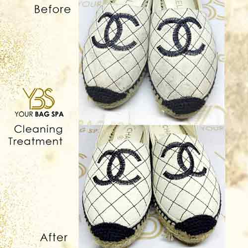 Shoes Spa Deep Cleaning Canvas Shoes
