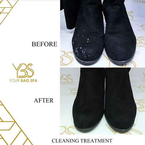 Shoes Spa Deep Cleaning Leather Shoes