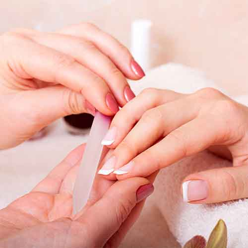 Manicure dan Pedicure Spa