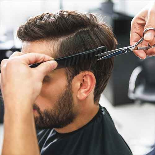Men Haircut Home Service