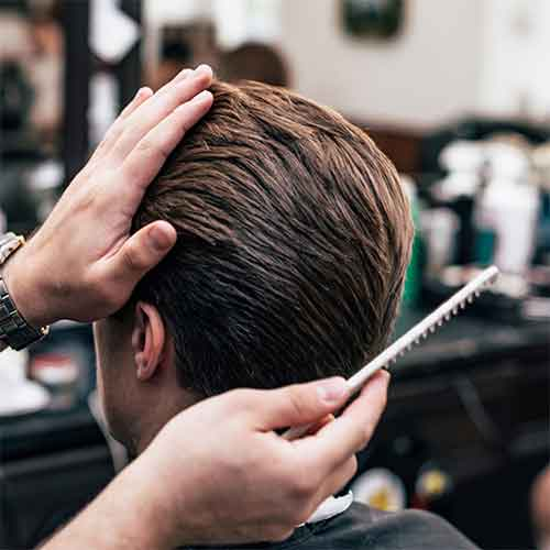Men Haircut Home Service