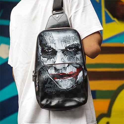 Jasa custom tas kulit level 3 dari Never Too Lavish