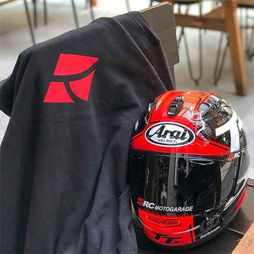 Helmet Premium Laundry By Rc Motorgarage