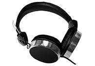 Audífonos DJ HYPE Color Negro