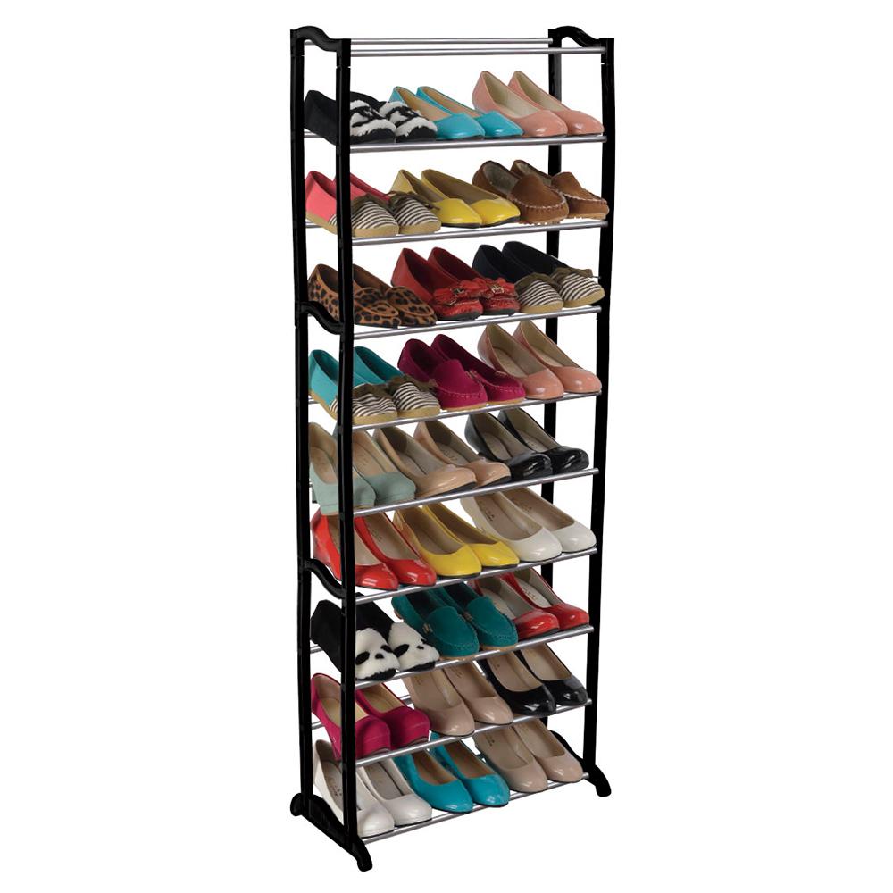 Zapatera de 10 niveles inova m xico for Mueble zapatera hasta 32 pares zapatos