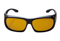 Lentes Eagle Eyes Fit Ons Black