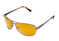 Lentes Eagle Eyes Magellan Gunmetal Gold