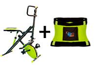 Body Crunch Evolution + 70-30 Sport