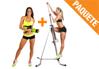 MaxiClimber + Cinturilla 70-30 Sport
