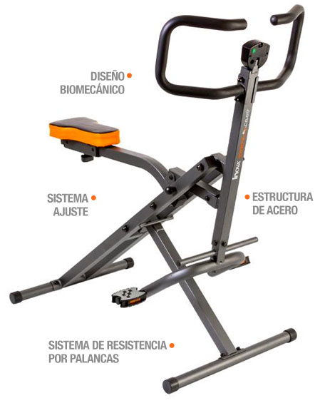 Diseño Biomecámnico de Body Crunch
