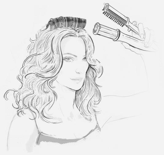 InStyler No quema, aplasta, ni daña tu cabello