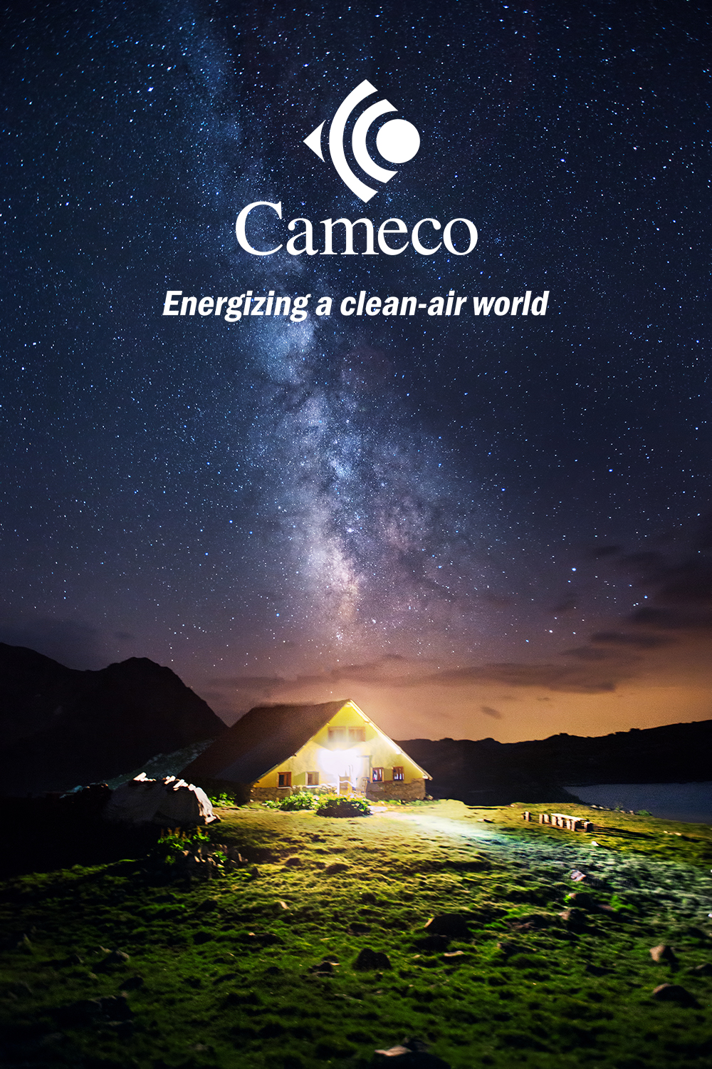 Cameco - Energizing a clean-air world