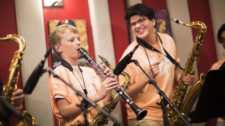 School Of Jazz Studio Perfromance