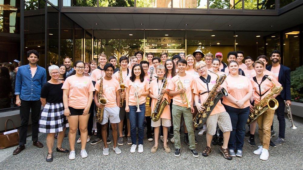 School Of Jazz Seattle JazzEd