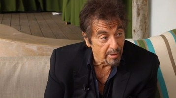 Al Pacino Sings for USA Today