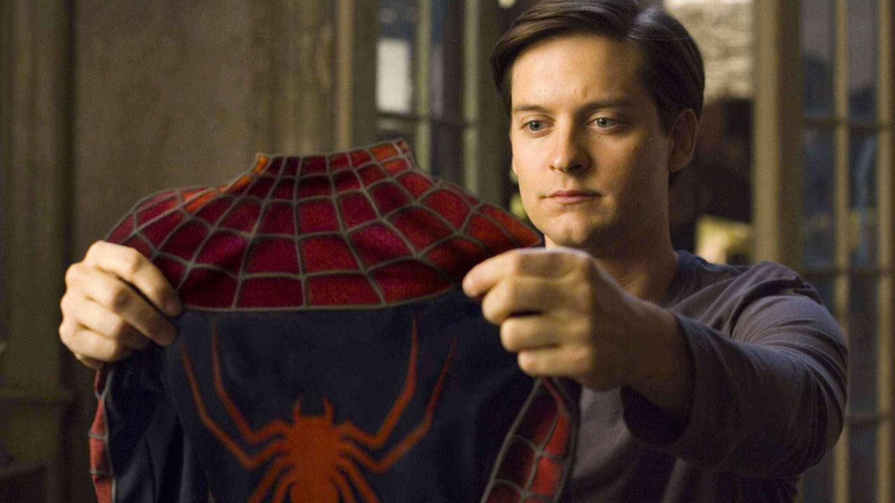 Elijah Wood Spiderman