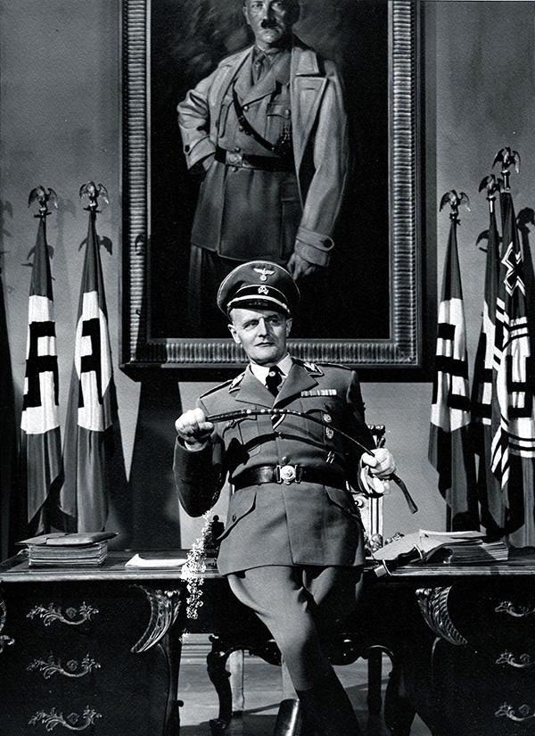 H.H. Twardowski as Reinhold Heydrich