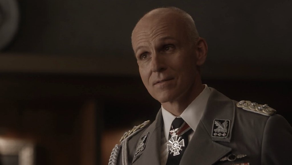 Ray Proscia as Reinhard Heydrich in The Man in the High Castle