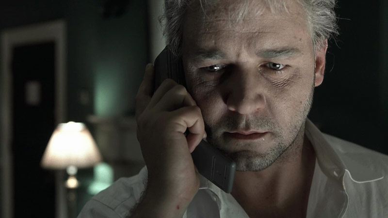 Russell Crowe in Michael Mann's The Insider