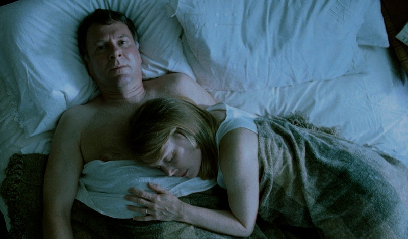 Tom Wilkinson and Sissy Spacek in In The Bedroom