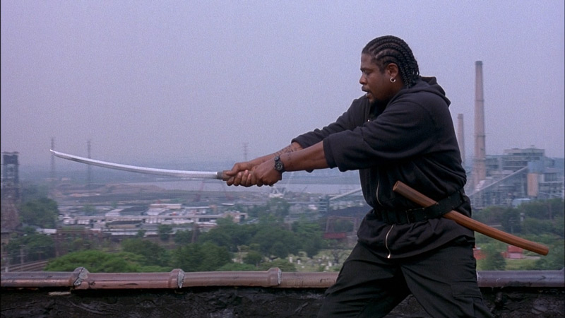 Forest Whitaker in Ghost Dog: The Way of the Samurai