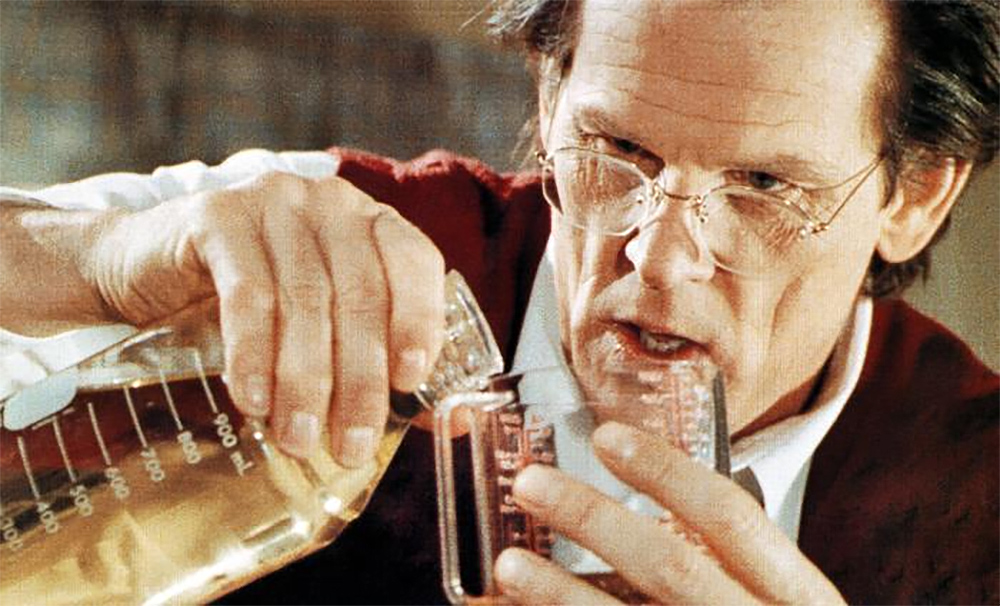Nick Nolte as Augusto Odone in Lorenzo's Oil
