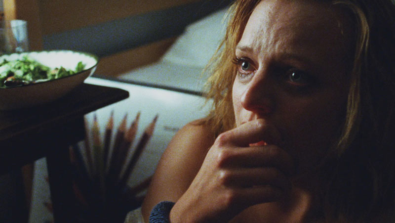 Elisabeth Moss in <em>Queen of the Earth</em>